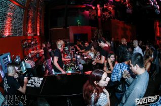 Minimal Sessions @ King King Hollywood