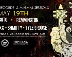 [5.19] Minimal Sessions at Outspoken w/ Barbuto & Remmington