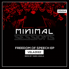 MS014 – Freedom Of Speech EP