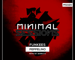 MS020: Peppelino – Funkees EP w/ remix by Barbuto [Out Now!]