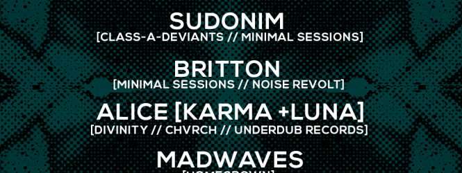 [11.17] Minimal Sessions at Kava Lounge