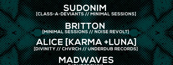 [11.17] Minimal Sessions at Kava Lounge