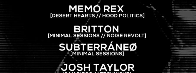 [3.24] Minimal Sessions at Kava Lounge