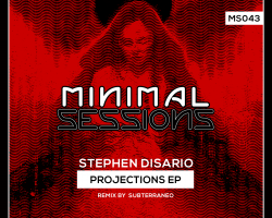 MS043: Stephen Disario – Projections [Out Now!]