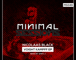 MS049: Nicolaas Black – Voight Kampff [Out Now!]