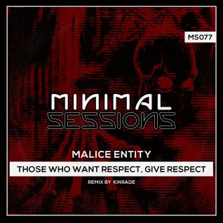MS077: Those Who Want Respect, Give Respect EP