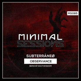 MS085: Subterráneø – Observance EP